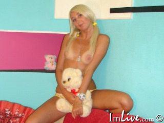 milf show - blond