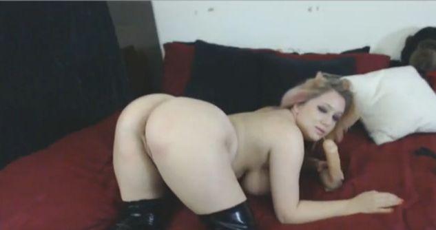 DinaSky BBW Busty Cam Girl