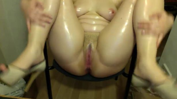 Mysterious_curves Oiled Boobies And Wet Pussy 3